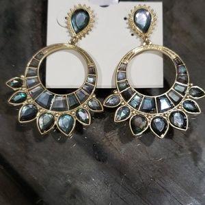 Lucky brand earrings